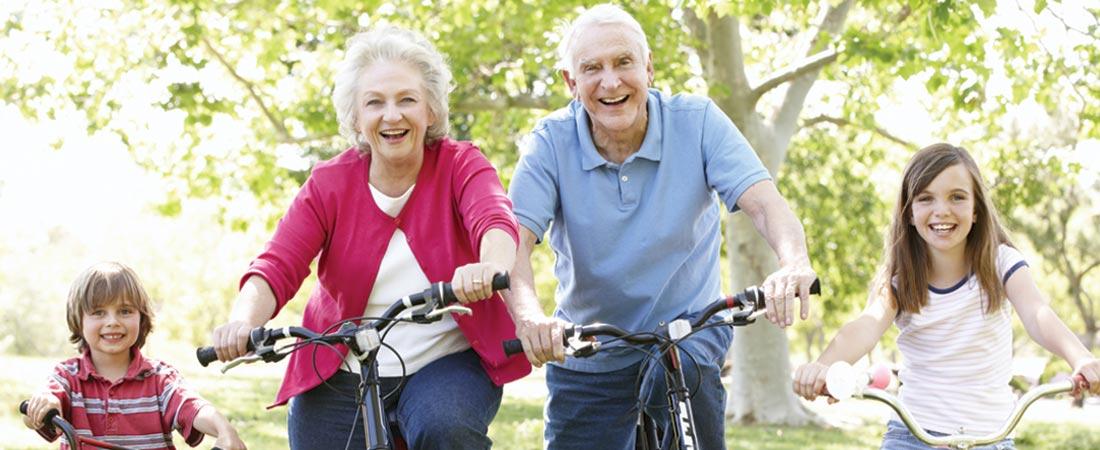 Healthy Lifestyle Senior - Roosevelt House