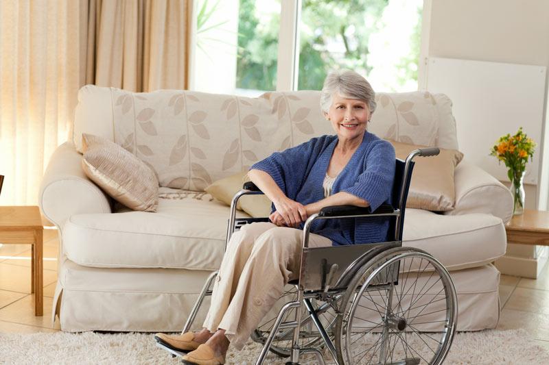 Handicap Disabled - Roosevelt House